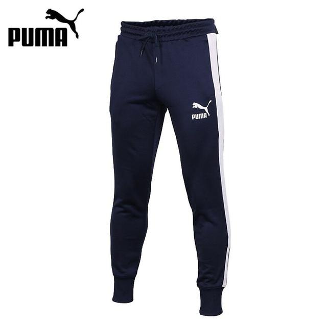 c3d8ddfb4507 Original New Arrival PUMA Archive T7 Track Pants Men s Pants Sportswear