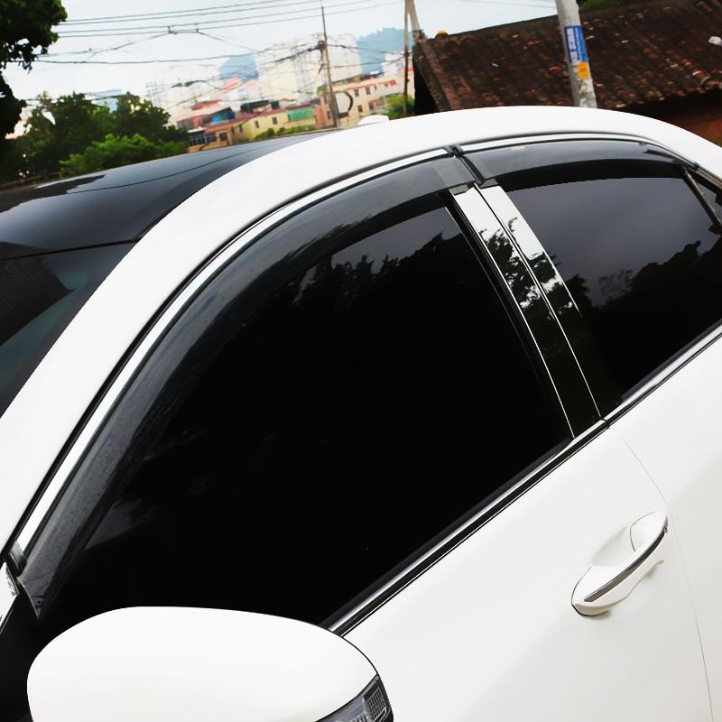4pcs  for Toyota corolla 2014-2017 Windows visor