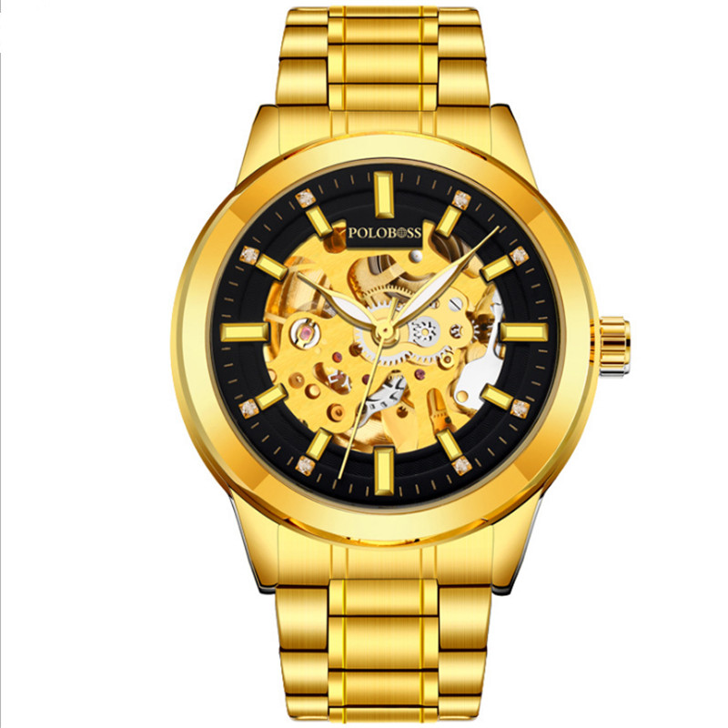 In 2019, the new mens luxury business quartz watch.1In 2019, the new mens luxury business quartz watch.1