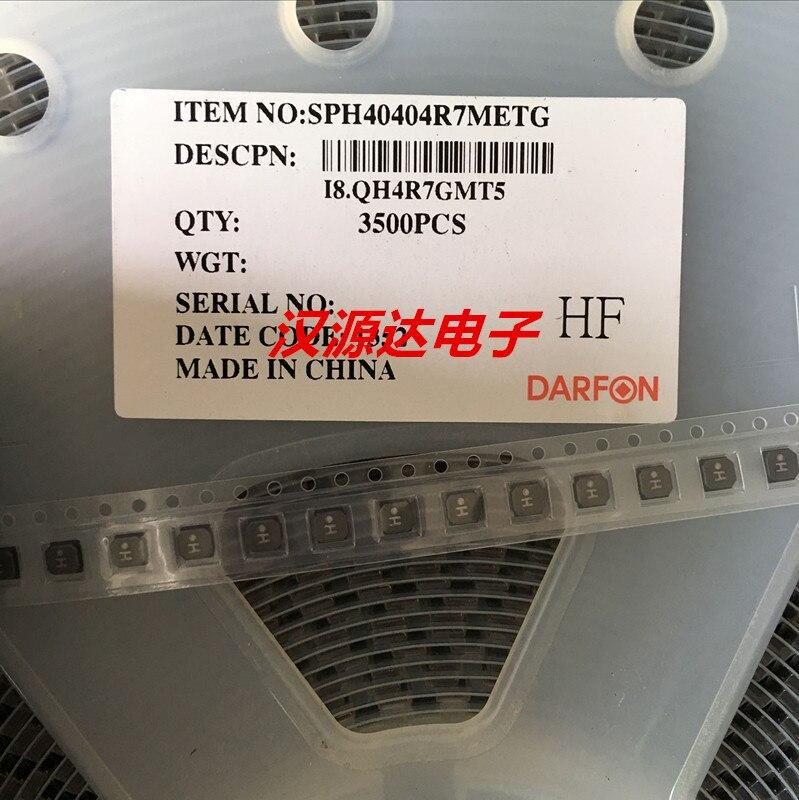 Оригинальный новый 100% SPH40404R7METG SMD обмотки катушки индуктивности 4018-4.7UH 2A 4x4x1.8 мм