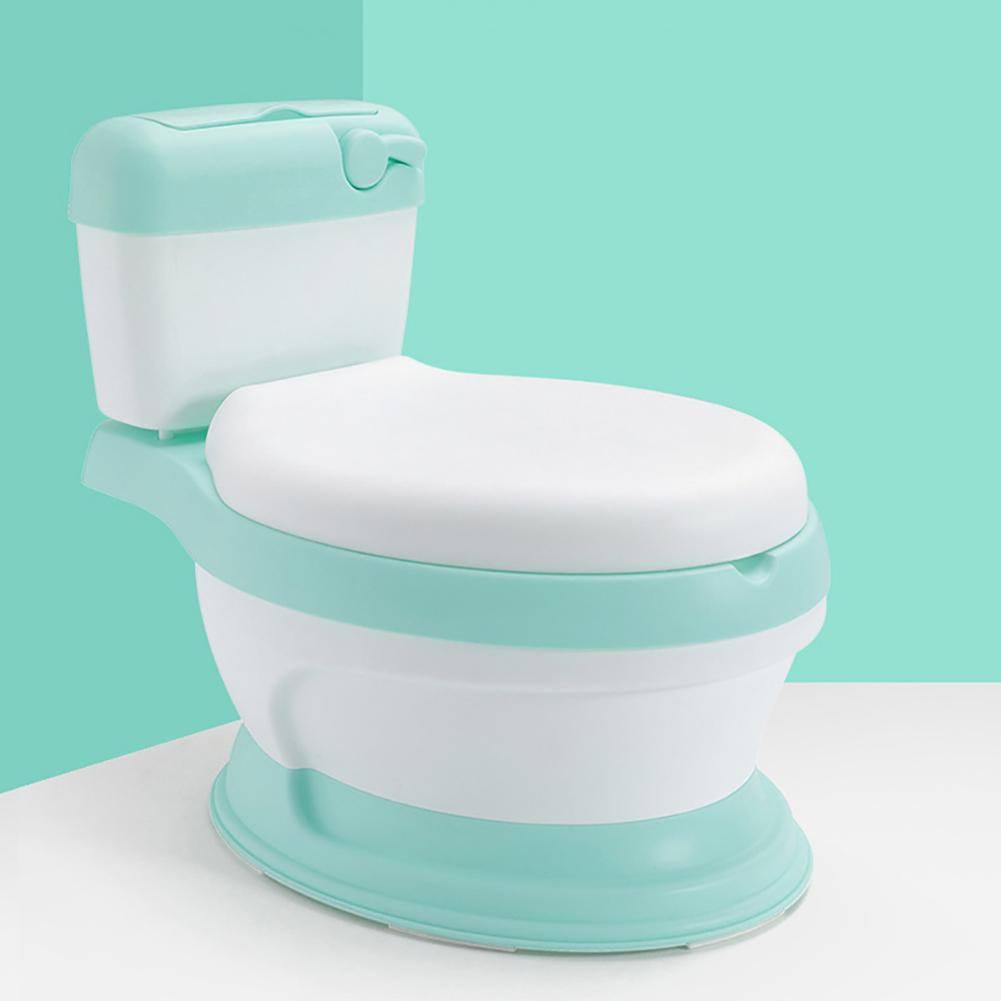 3 in 1 Kids Toddler Potty Toilet Training Seat Step Stool with Splash Guard