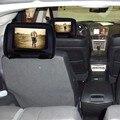 XD783 Подголовник Автомобиля Dvd-плеер ЖК-Экран Автомобиль Подушку Плеер задний Монитор Поддержка Игры VCD/DVD/MPEG4 Дистанционного управления