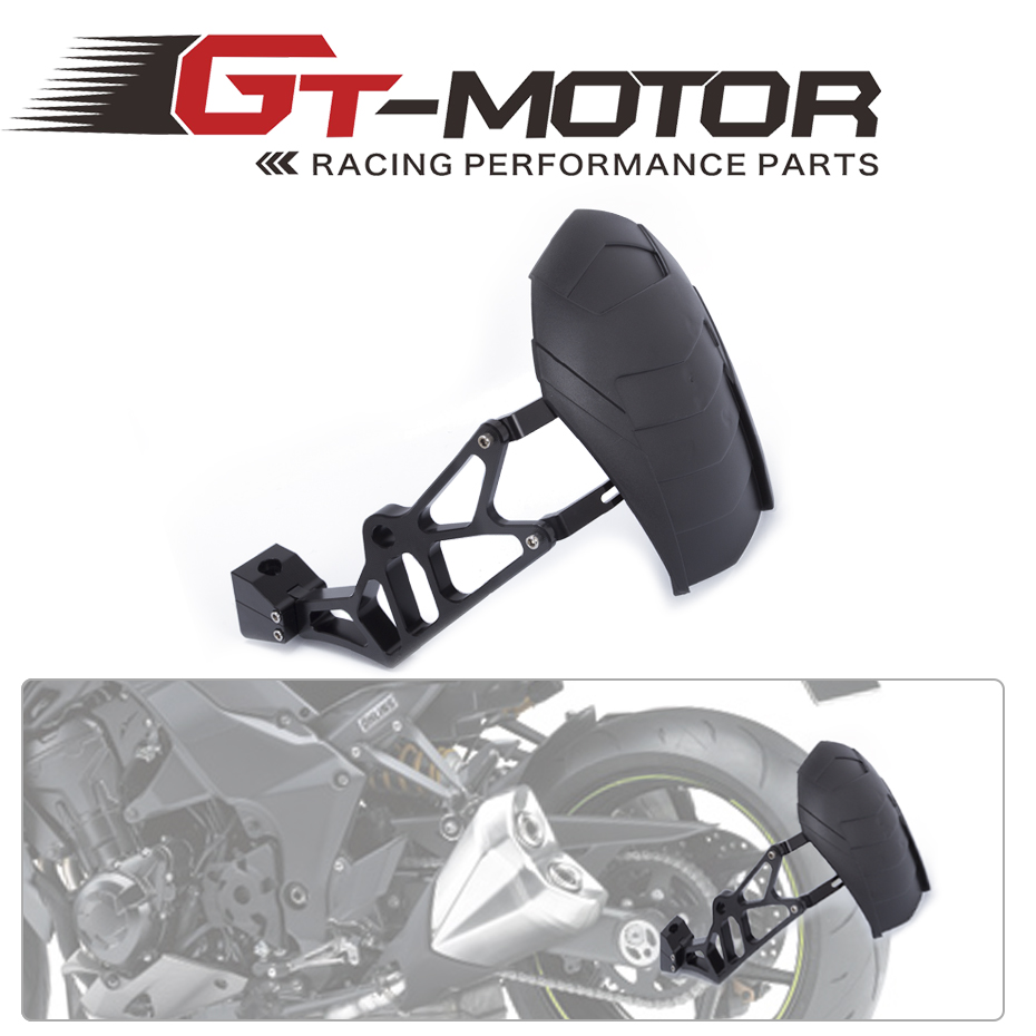 GT Motor - For Kawasaki Z1000 Z1000SX 2010-2016 Mudguard Block Rear Wheel Tire Fender