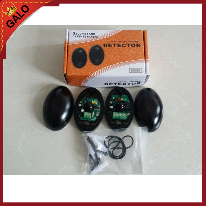 gate opener barrier gate Safety beam Sensor/Infrared Photocell Gate & Door sensor compatible with BFT CAME NICE liftmaster FAAC