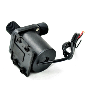 Image 3 - 24 V DC Mini Borstelloze Magnetic Hot Water Pomp (100 graden) ZC T40