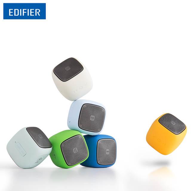 US $69 99  Edifier MP200 Bluetooth Speakers Splash and dust protected IP54  rating Mini Portable Speaker Cute 2