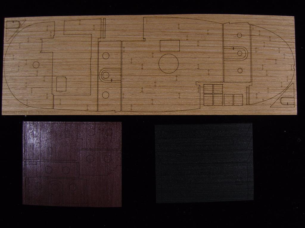 Million on behalf ARTWOX of the forward 0170397 Melly flight model wood deck AW50005 ba904 academy wwii german artwox battleship bismarck wood deck aw10047