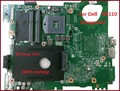 100% de trabalho para Dell N5110 Laptop motherboard G8RW1 0G8RW1 CN-0G8RW1 integrado placa pc