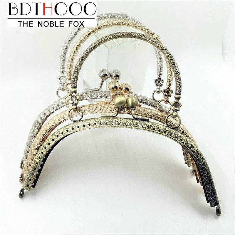 16.5-Copper-F-WS-DZ bag clasp handle for handbag (3)