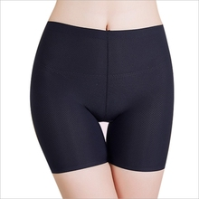 High Quality Women Shorts Pants Black Safety Female Comfortable Underwear Boxer Prevent Chafing Short