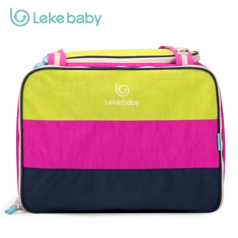 ФОТО Fashion Baby Bags For Mom Large Diaper Bag Organizer Design Nappy Bags Maternity Handbag Baby Stroller Bag Bolsos Maternales