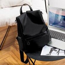 Oxford Cloth Shoulder Bag Female 2019 New Bag Korean Version Of The Trend Wild Fashion Backpack Girl Small Backpack цены