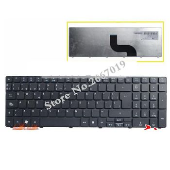 Teclado español para ordenador portátil Acer, para Aspire 5740G 5740Z 5741 5741G...