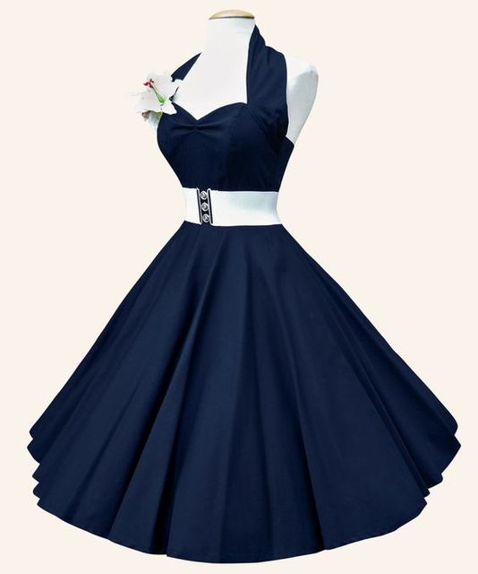 Women Dress Plus Size 4XL Summer Clothing 2016 Retro Swing Short Gown robe Pin up Vintage 60s 50s Rockabilly Dresses vestidos