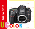 New Nikon D610 24.3 MP CMOS FX-Format Digital SLR Camera (Body Only) Multi-language