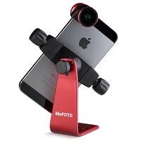 MeFOTO SideKick360 MPH100 Colorful SmartPhone Adapter Tripods For Phone Holder Lightweight Bracket Mini Tripod Pour Telephone