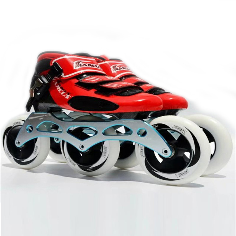 Jeerkool Heatmoldable 6 Schicht Carbon Faser Inline Speed Skates 3*90/100/110 Rad Kind Erwachsene Straße Racing Sport Patines Sh25 Online Rabatt Skate-schuhe