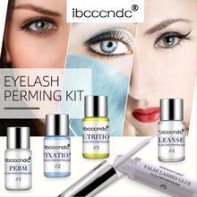 10 Sets Professional Lashes Perm Set Lash lift Kit Makeup Lash Lift  Eyelash Perming Kit Dropshipping Beauty Salon Personal Use