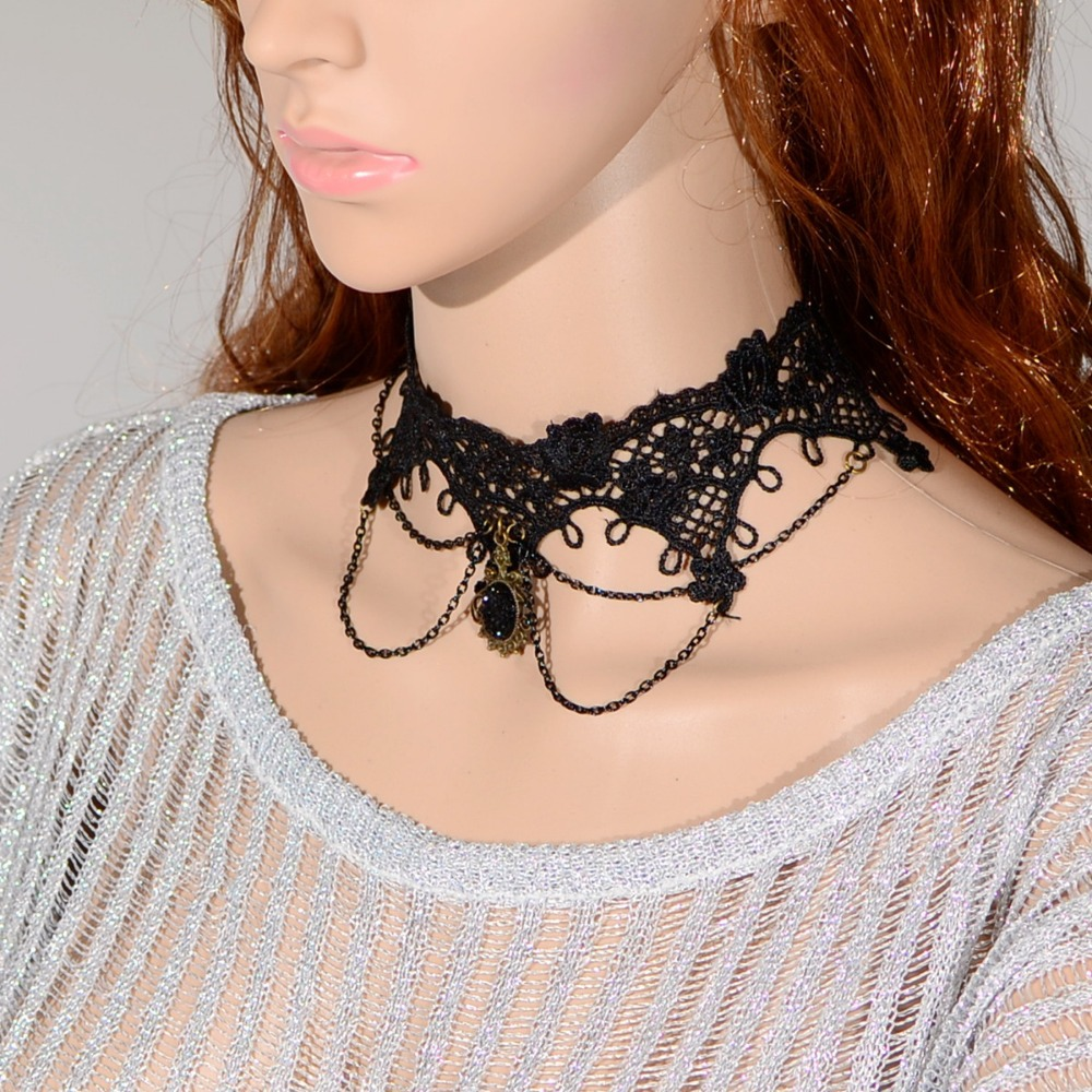 Online buy wholesale 90s tattoo choker from china 90s for Black tattoo choker