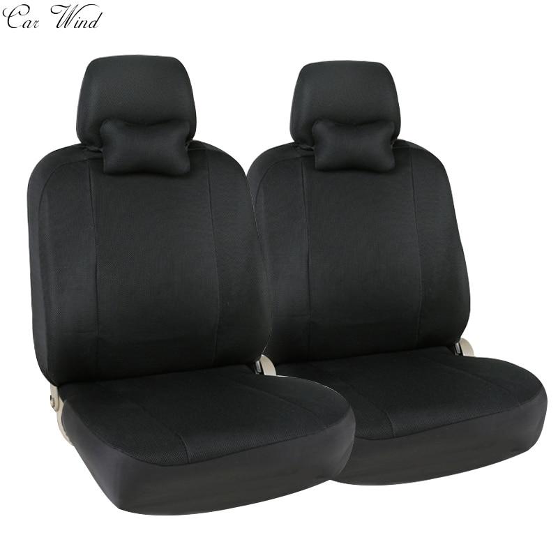 car wind Universal car seat covers for toyota lada kalina granta priora renault logan kia vw ford mazda car accessories