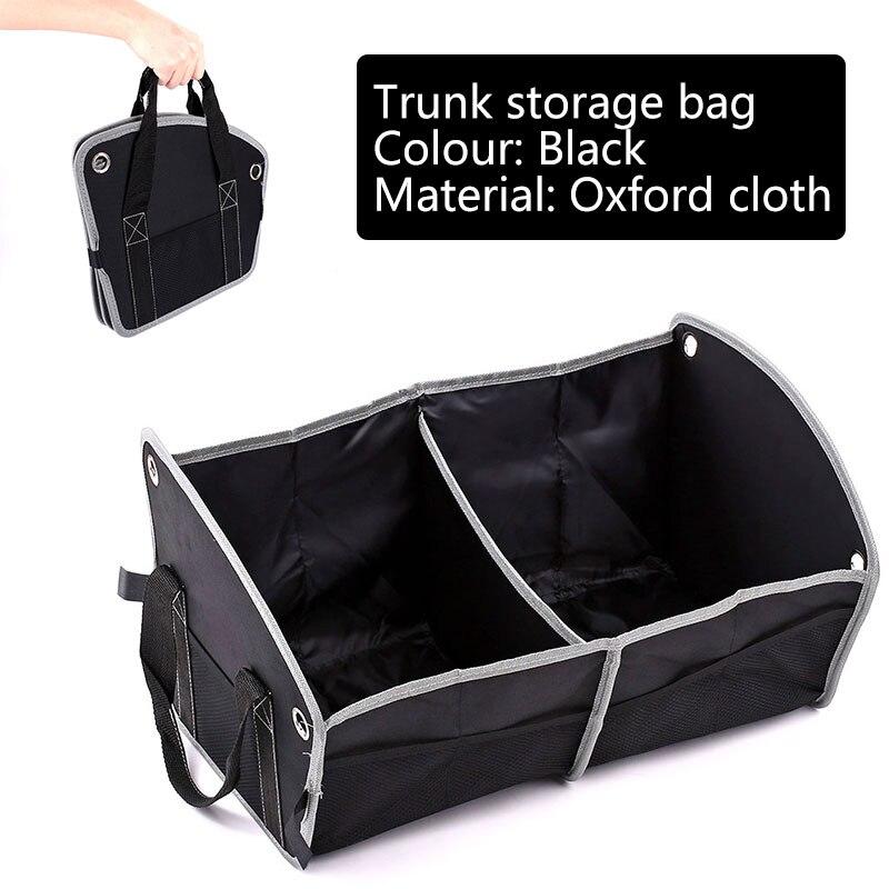 Vehemo для внедорожника ткань Оксфорд автомобиля хранения Авто хранения два отсека багажника автомобиля хранения Multi-function автозапчасти