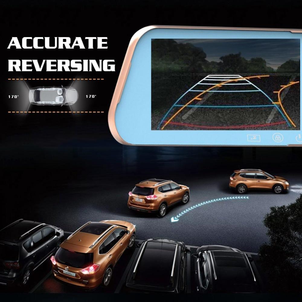 Vehemo Car Recording Camcorder 170degrees Wide Angle Full HD font b Camera b font Night Vision