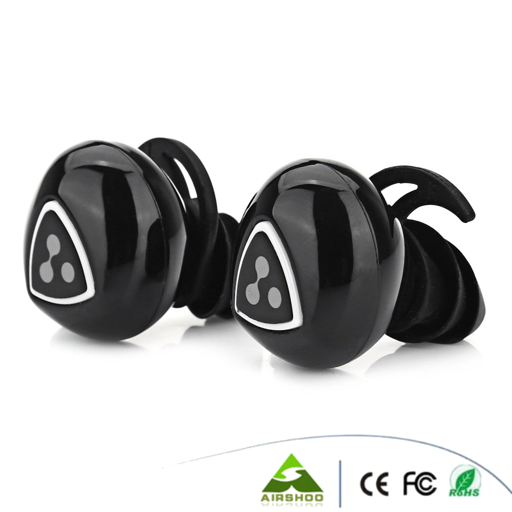 Syllable D900S Të dyfishtë Kufje Smart Smart Binaural Bluetooth 4.1 - Audio dhe video portative - Foto 6