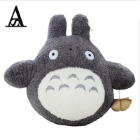 1pcs Totoro Pplush Toys 30cm/40cm/50cm Famous Cartoon Totoro Plush Dolls Soft Stuffed Toys Cushion High Quality Doll Kids Gift