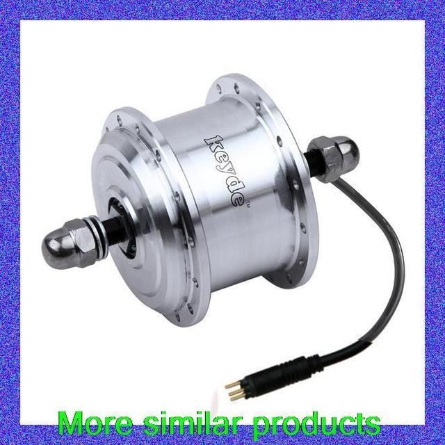 80mm Ultra Small Smart Precursor V Brake Booster Motor Wheels Diy Electric Bike Conversion Square Wave