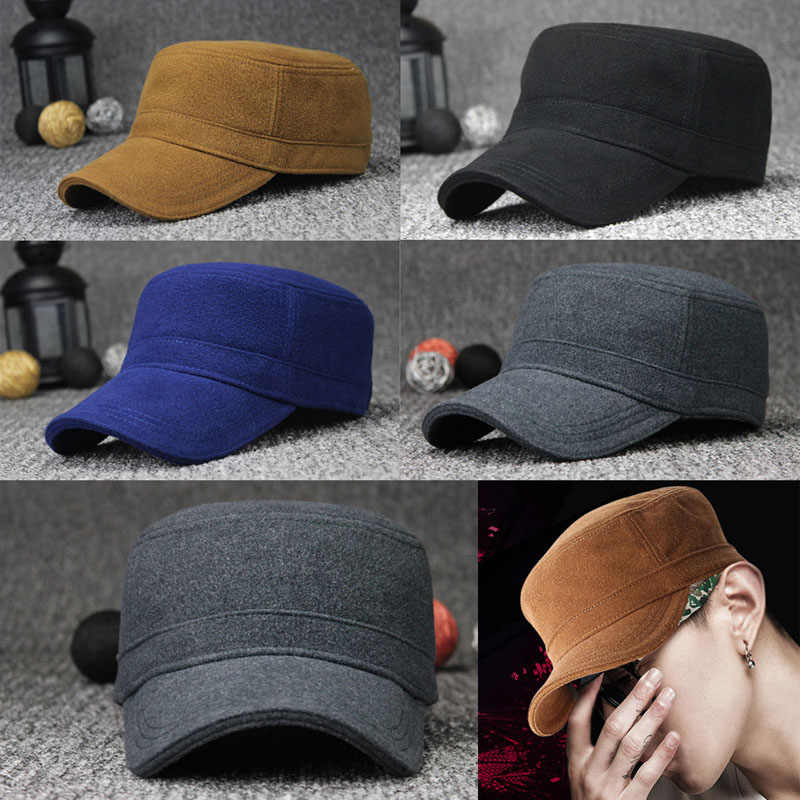 2983c06f Detail Feedback Questions about Men Women Classic Plain Hat ...