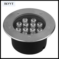 underground lamps waterproof LED waterproof outdoor in ground light 220v 18w IP67 warm/cool white hot selling