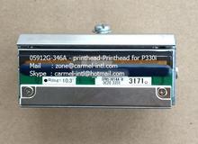 Thermal Printhead Zebr P330i P430i  P330m 105912G-346A  Zebr Print Head Plastic ID Card Printer Print Head  with Metal Case