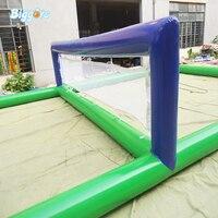 Спортивные игры, надувные водные пляжного волейбола надувные суда для продажи