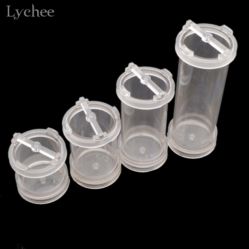 Lychee 1pc DIY Candle Making Mold Model Round Candle Mould Handmade Craft Candle Making Tool ...