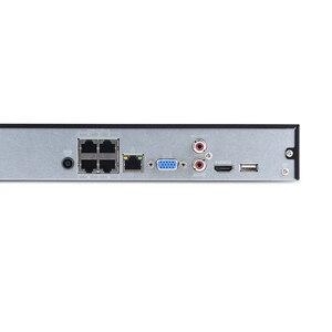 Image 4 - Dahua English Original NVR2104HS P 4KS2 4 CH 4PoE Lite 4K H.265 Network Video Recorder NVR 8MP Record For IP Camera CCTV SYSTEM