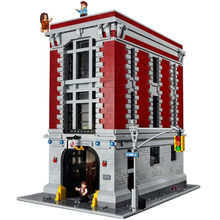 Free shpping LEPIN 16001 4695Pcs Ghostbusters Firehouse Headquarters