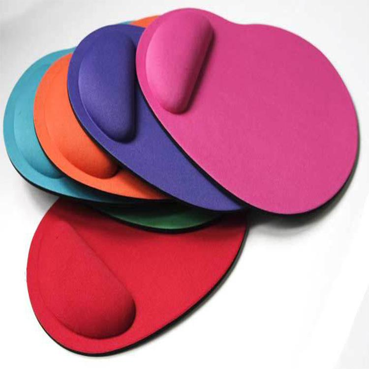 HobbyLane Computer Mouse Pad Solid Wrist Protection Anti-slip Pad D18