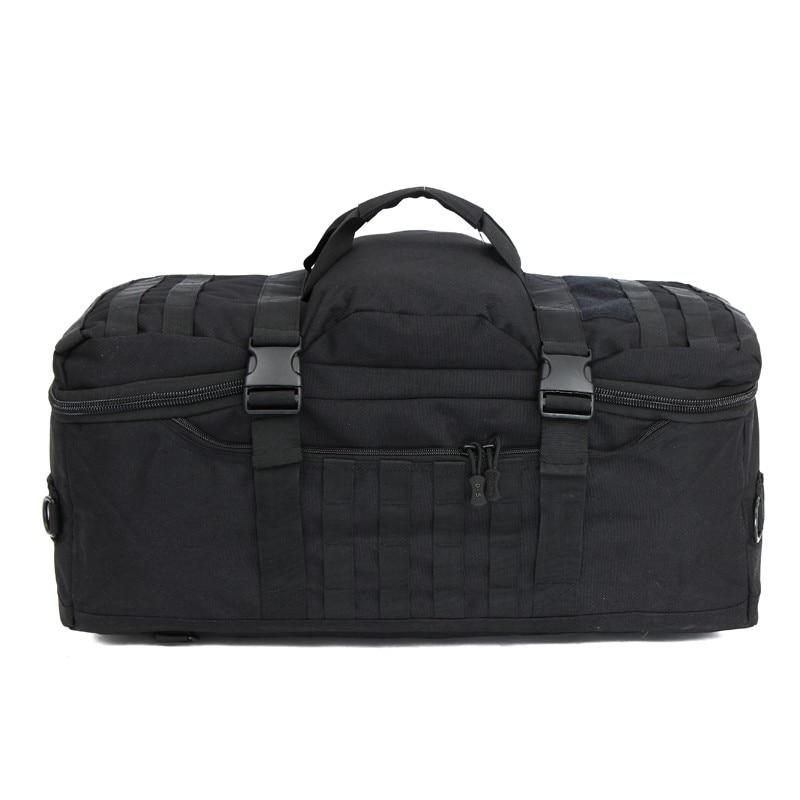 60L grande capacité militaire tactique sac à dos Sport de plein air sacs à dos hommes randonnée Camping chasse sac à dos voyage sac à dos - 5