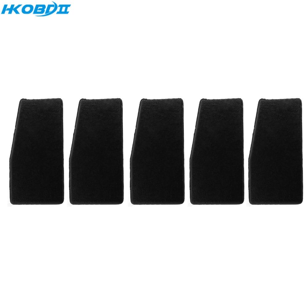HKOBDII 5pcs lot CN3 ID46 Cloner Car Key Blank Chips Take Place Of Chip TPX3 TPX4