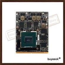 Original GTX 1060 GTX1060 6G N17E-G1-A1 MS-1WOU1 Grafikkarte Für MSI NVIDIA Geforce MS-16F4 16F3 GT60 GT70 GT72 GT72S 1763 1762
