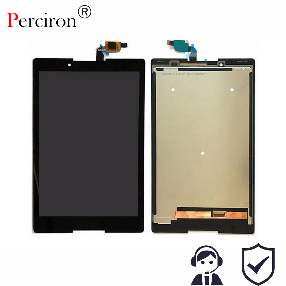 New For Lenovo TB3-850F tb3-850 tb3-850F tb3-850M Tablet PC case Touch Screen Digitizer+LCD Display Assembly Parts Free Shipping replacement for lenovo tab3 3 7 730 tb3 730 tb3 730x tb3 730f tb3 730m 7 inch lcd display with touch screen digitizer assembly