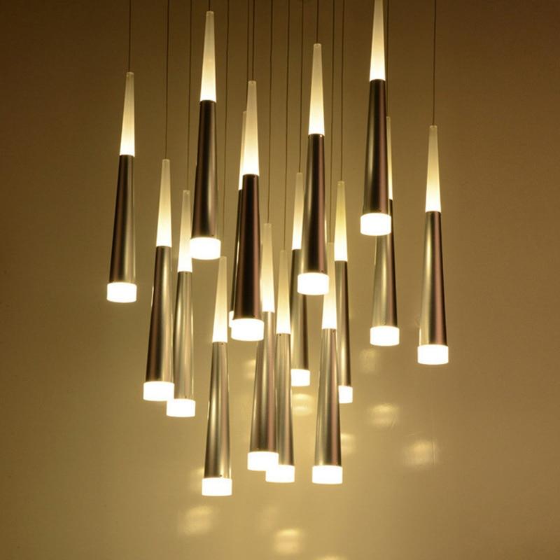 Meteor Shower Dining Room Light Fixture