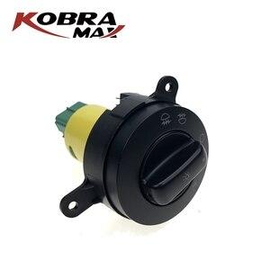 Image 3 - KobraMax Hoofd Lamp Schakelaar TY37461 Past Voor LADA Professionele Auto Onderdelen Auto Accessoires