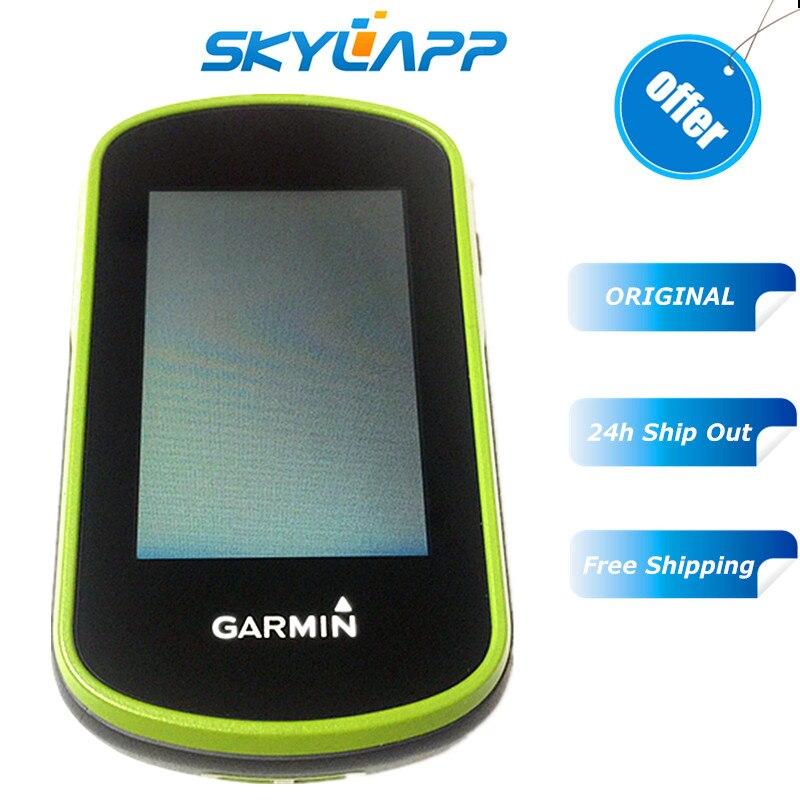 D'origine (vert) écran LCD pour GARMIN etrex tactile 35 De Poche GPS LCD écran de visualisation avec numériseur à écran tactile Livraison gratuite
