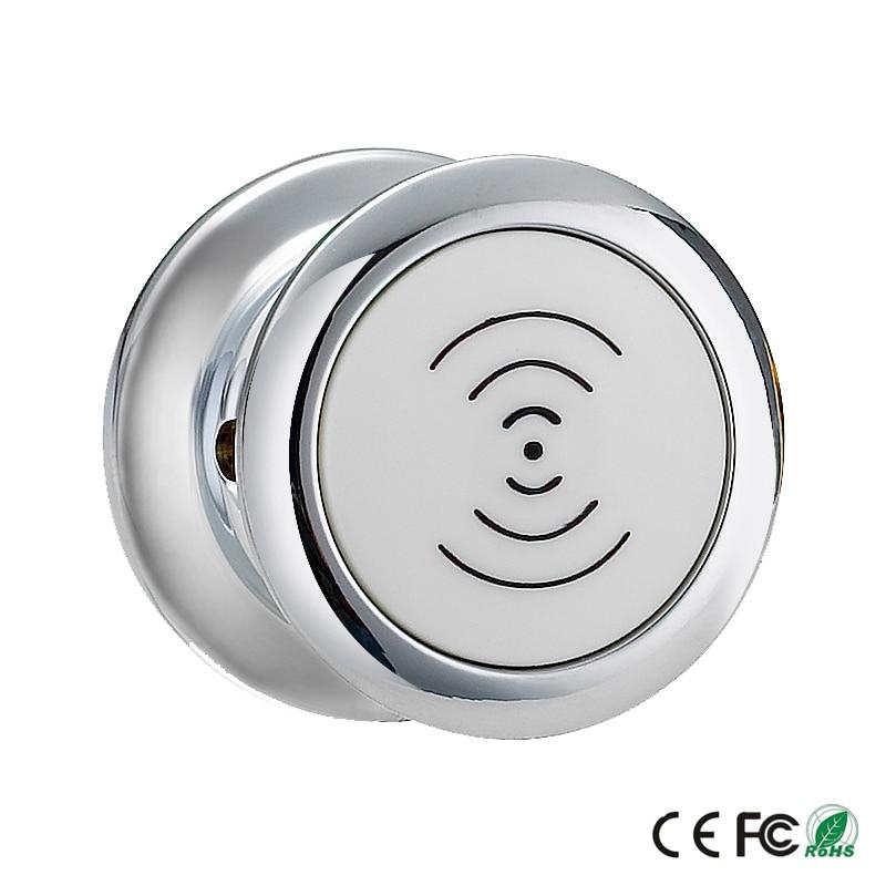 Zinc Alloy Electronic digital rfid card Cabinet locker lock for golf,spa,gym,swimming pool, steel wooden locker lock