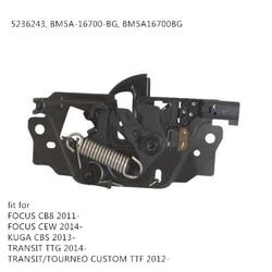 Dla FORD TRANSIT Mk8 2014 niestandardowe 2012 klapa maski zatrzask blokady 5236243 BM5A-16700-BG BM5A16700BG