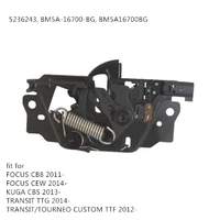 for FORD TRANSIT Mk8 2014 CUSTOM 2012 BONNET HOOD LOCK LATCH 5236243 BM5A 16700 BG BM5A16700BG