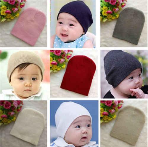 Thefound สไตล์ใหม่ฤดูหนาวถักหมวกเด็กทารกเด็กวัยหัดเดินเด็กทารกหมวกหมวก Beanie หมวกโครเชต์สกีหมวกหมวกแฟชั่น