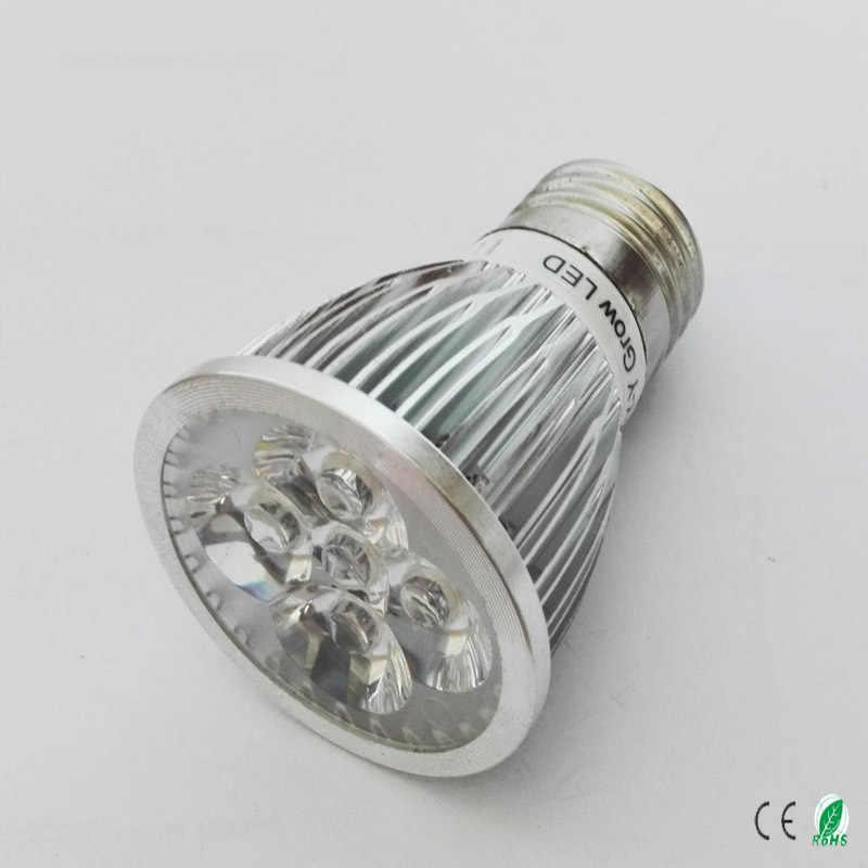 E27 E14 GU10 LED Aquarium Lights, For Fish Tank Lighting Aquatic Plants And Corals Grow Lights Blue & White & Green Spotlight