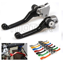 For Honda  CRF250R CRF450R 2007 2008 -2016 CRF 250R CRF 450R CRF 250 R Motorcycle Dirt Bike CNC Pivot Brake Clutch Lever Handle for honda crf 250 450 r crf250x crf 450r 450x motorcycle brake clutch lever pivot lever crf450r crf250r crf450x crf150r 07 2018
